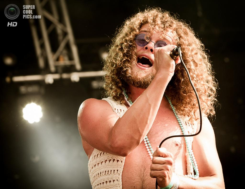 Нидерланды. Лихтенворде. Фестиваль Zwarte Cross 2013. (3FM Serious Radio)