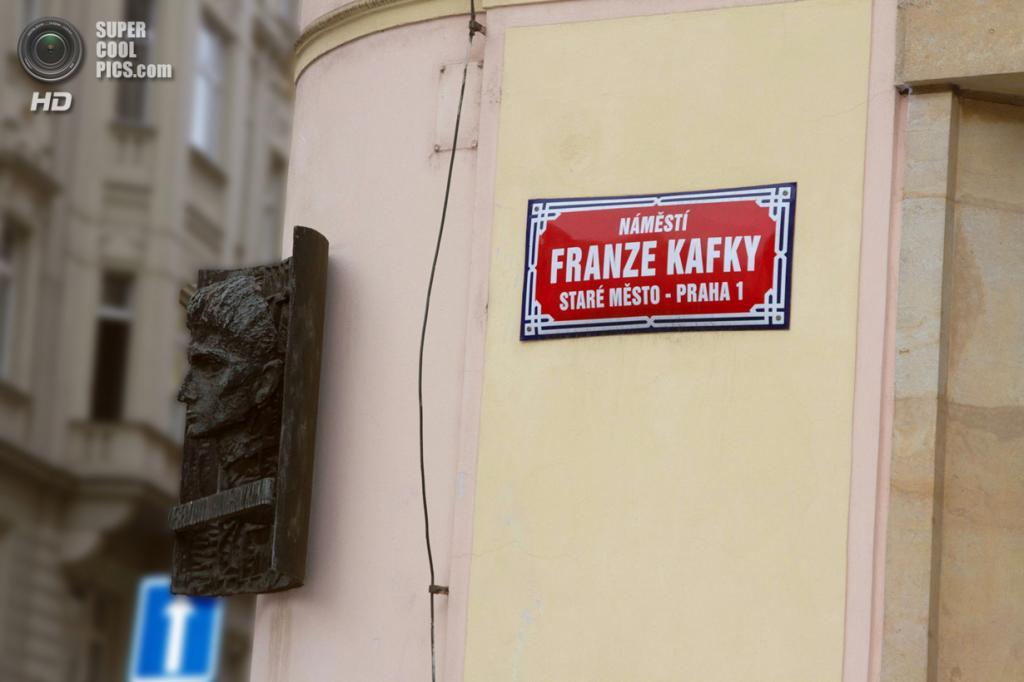Чехия. Прага. Дом Франца Кафки. (Robert REDEKER)