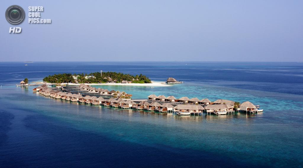 Мальдивы. (W Retreat & Spa Maldives)