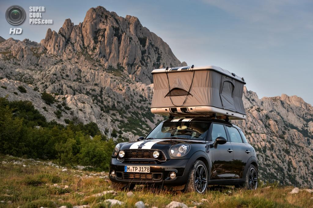 MINI Cooper S Countryman ALL4 Camp. (BMW AG/MINI)