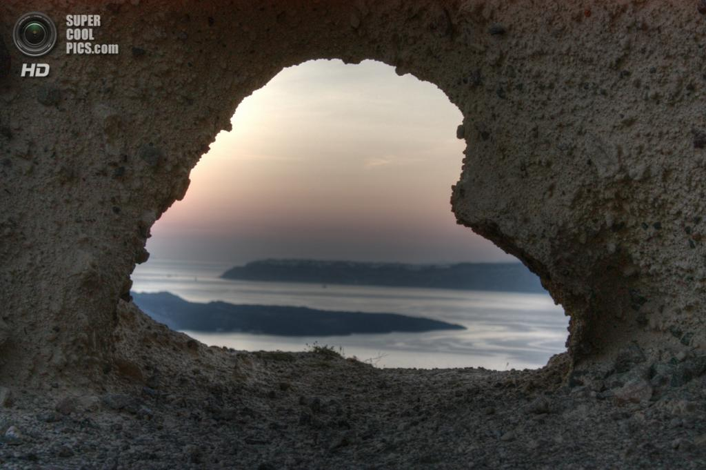 Греция. Остров Санторини. (Klearchos Kapoutsis)