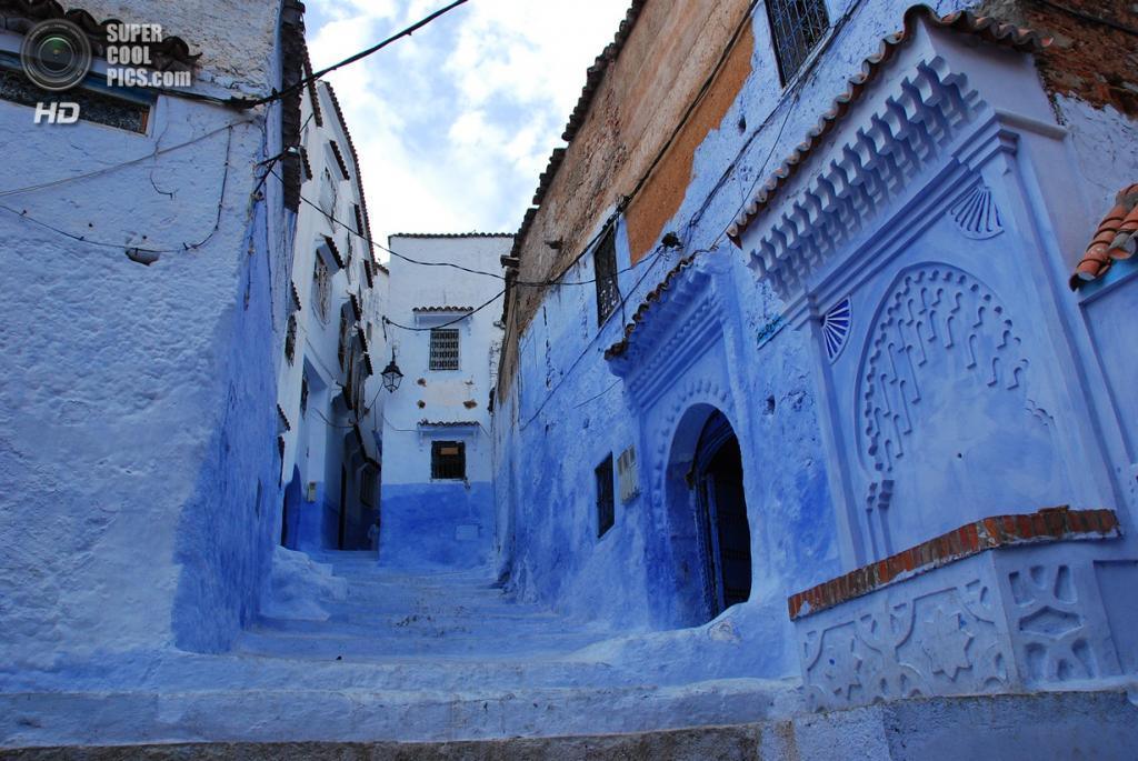 Марокко. Шефшауен. (SToto98)