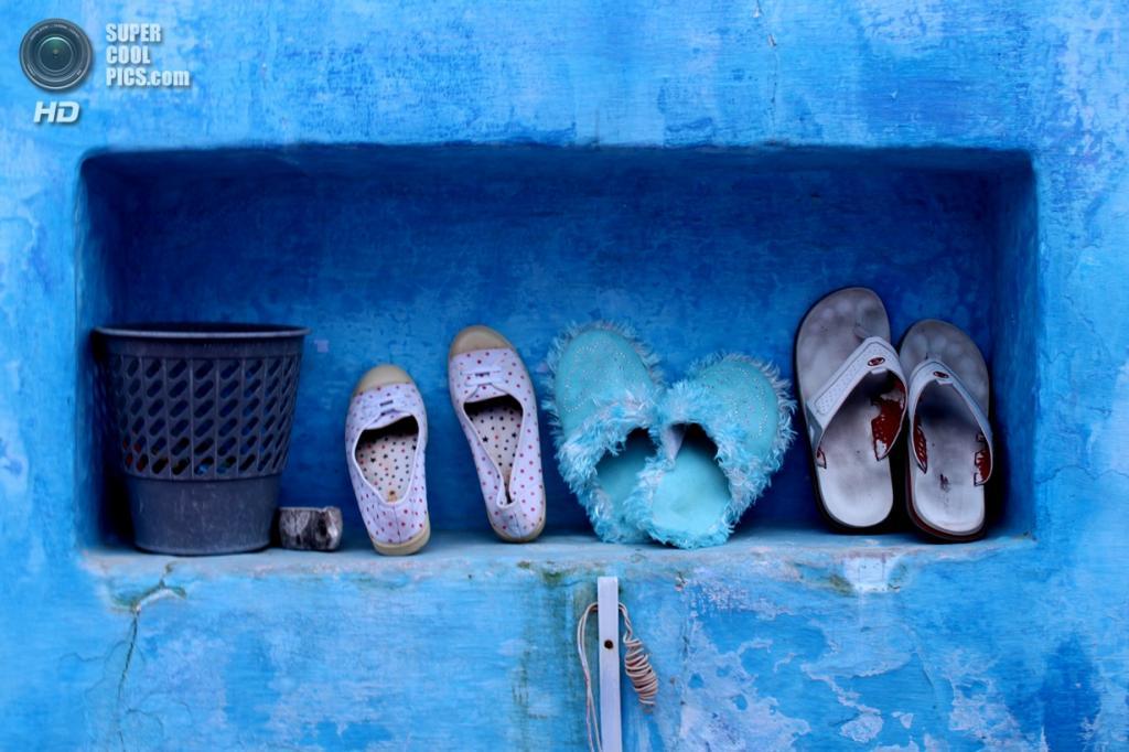 Марокко. Шефшауен. (Ana P. Bosque)