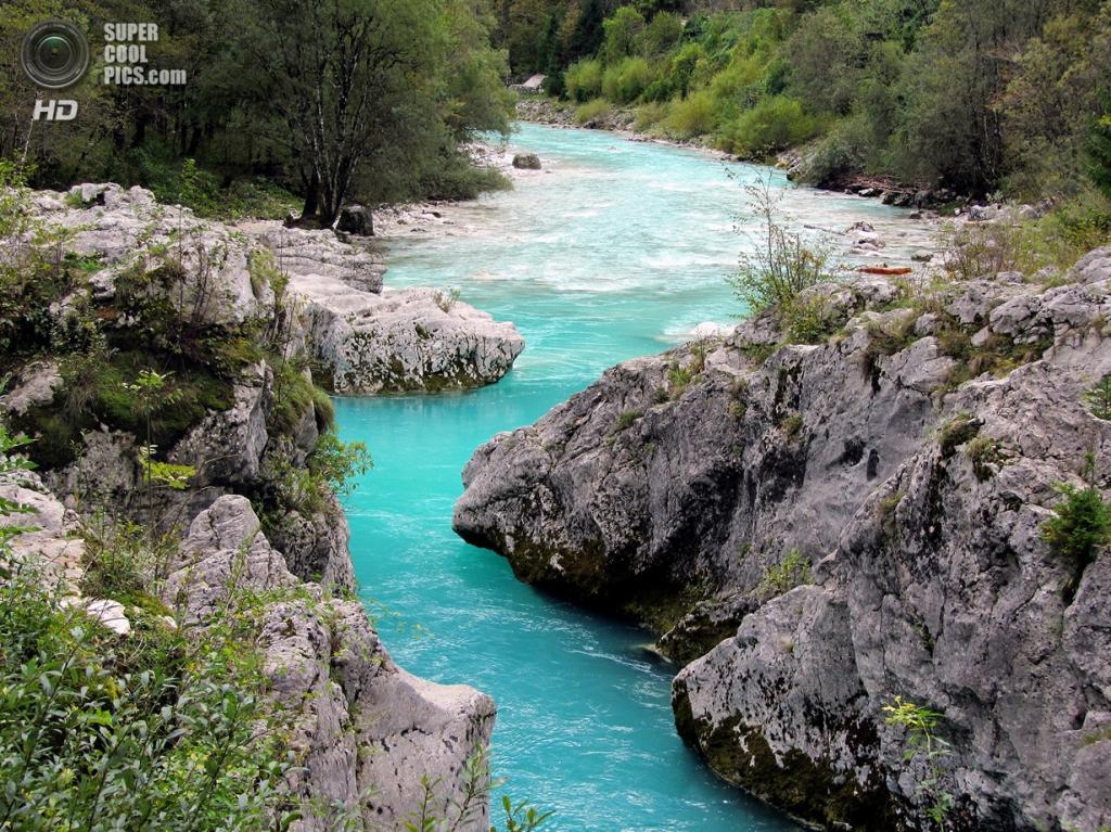Словения. Триглавский национальный парк. (WAELBQ)