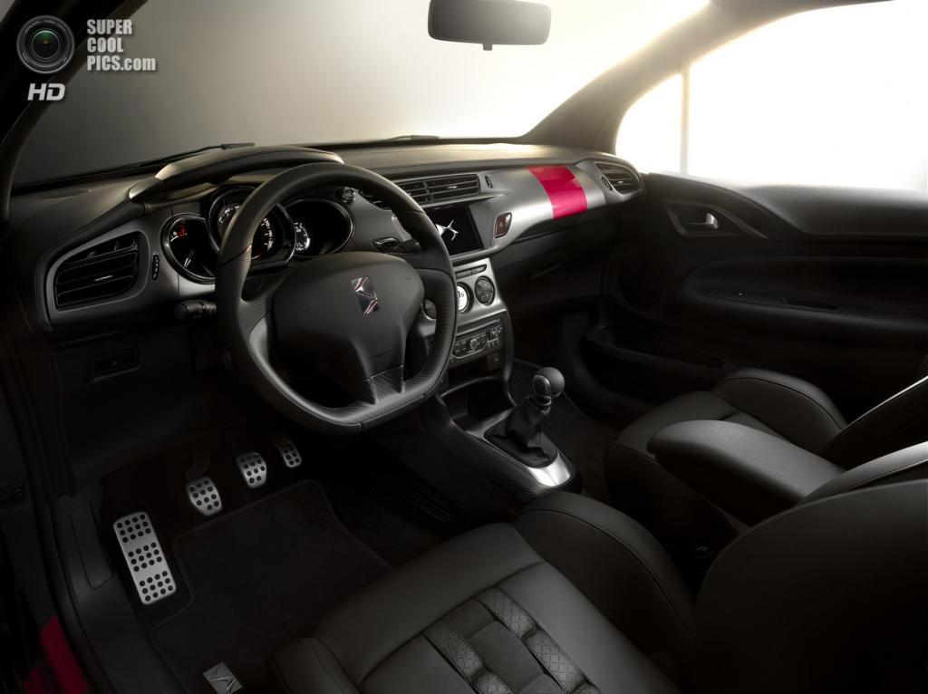 Citroёn DS3 Cabrio Racing. (Citroën)
