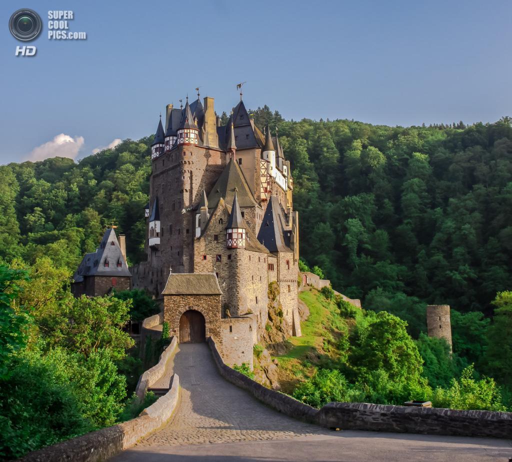 Замок Эльц. (Viorel Oprea)