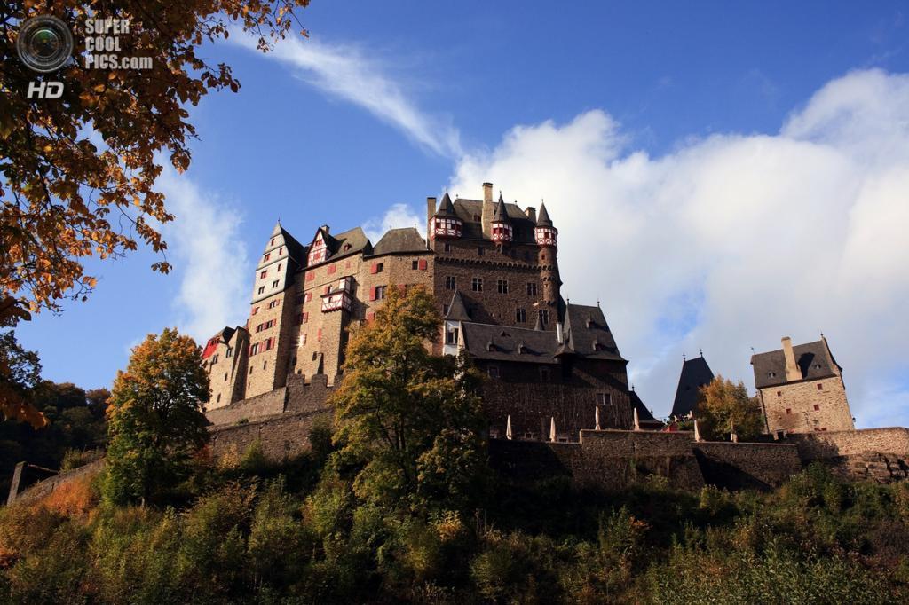 Замок Эльц. (Dirk Vorderstraße)
