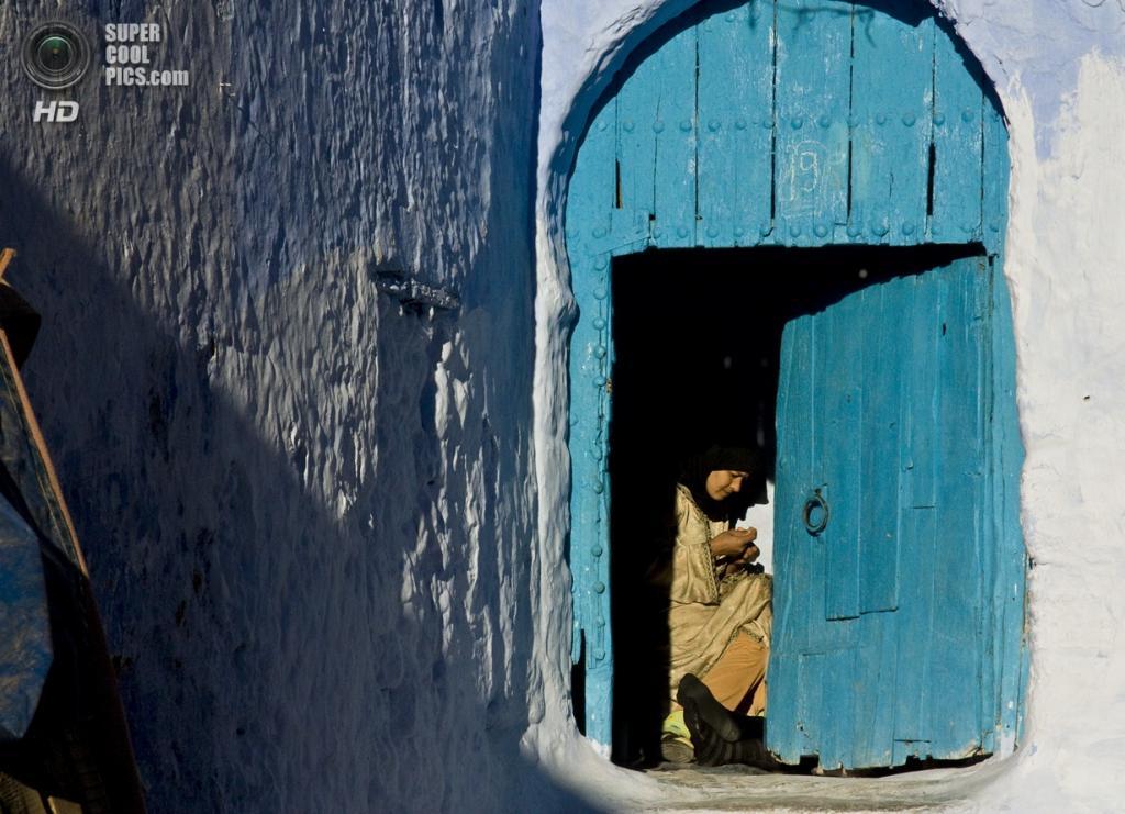 Марокко. Шефшауен. (Ivan Serra)