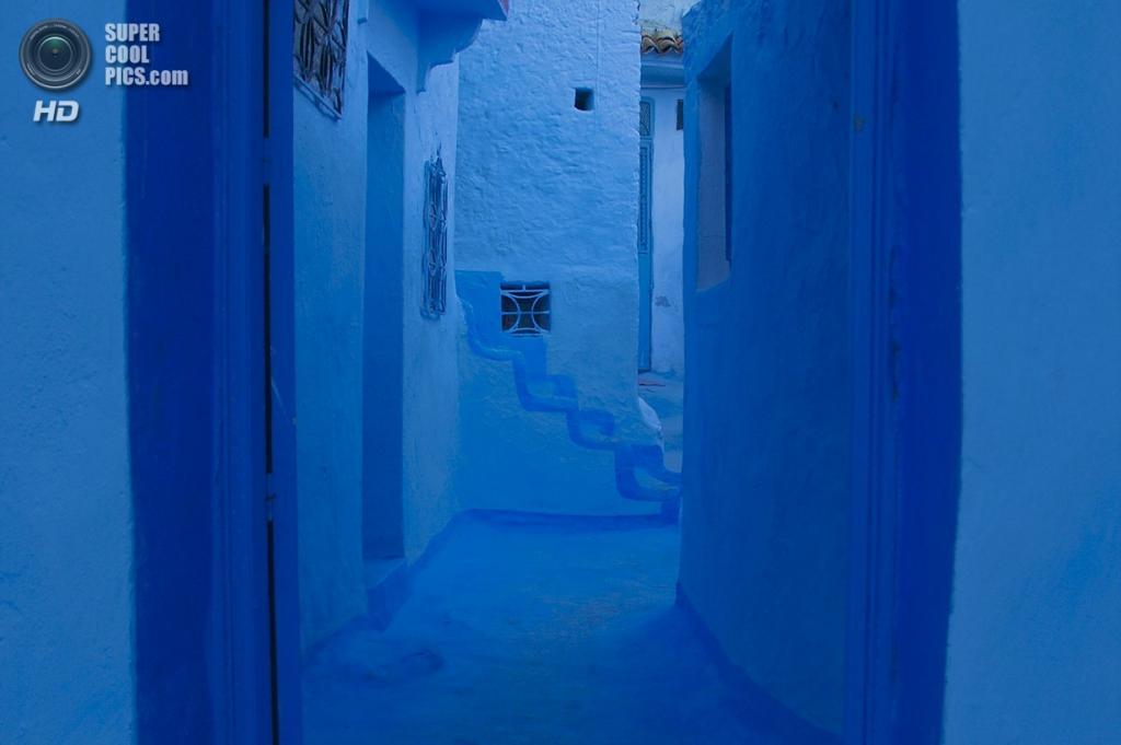 Марокко. Шефшауен. (Miguel Burdiles)