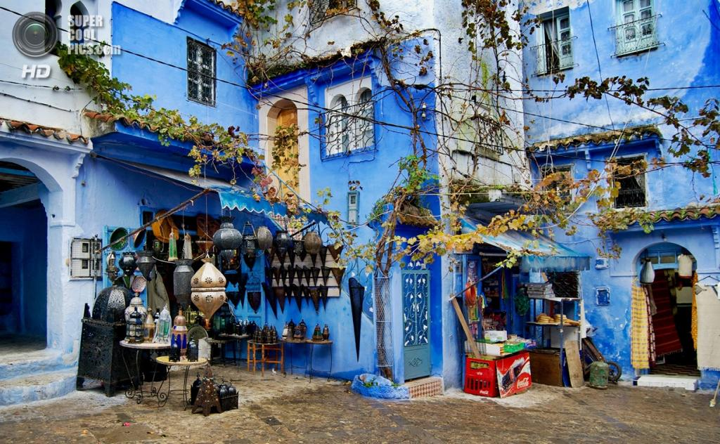 Марокко. Шефшауен. (ROBIN JU)