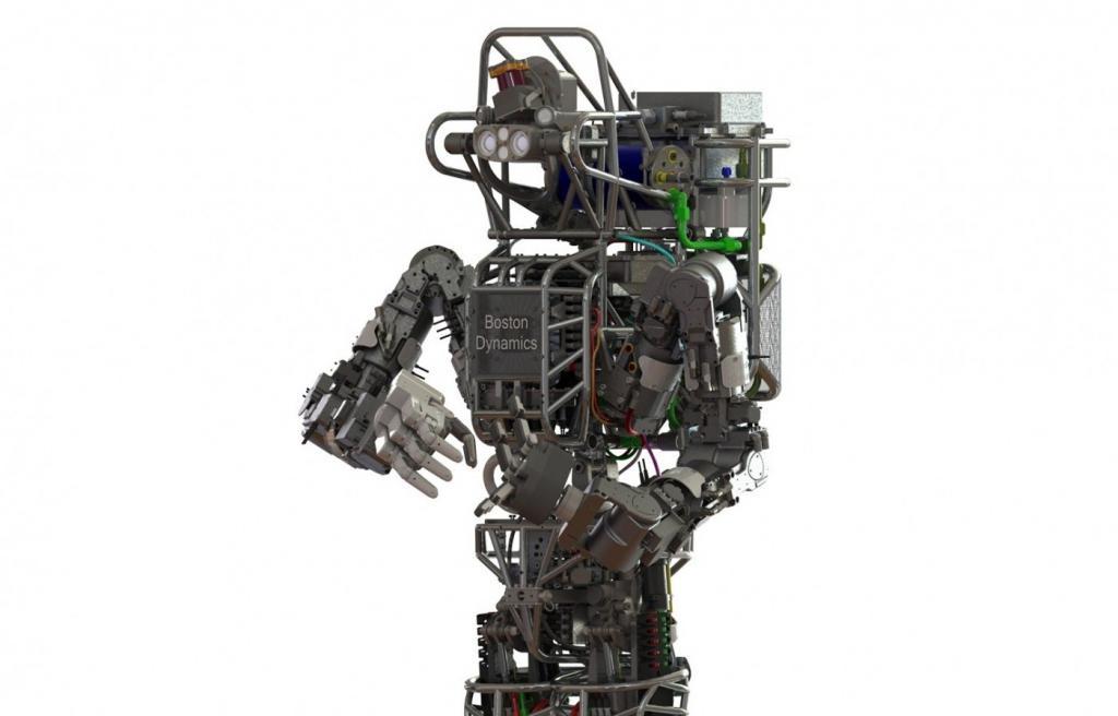 DARPA явила миру прототип «Терминатора» (2 фото + 2 HD-видео)