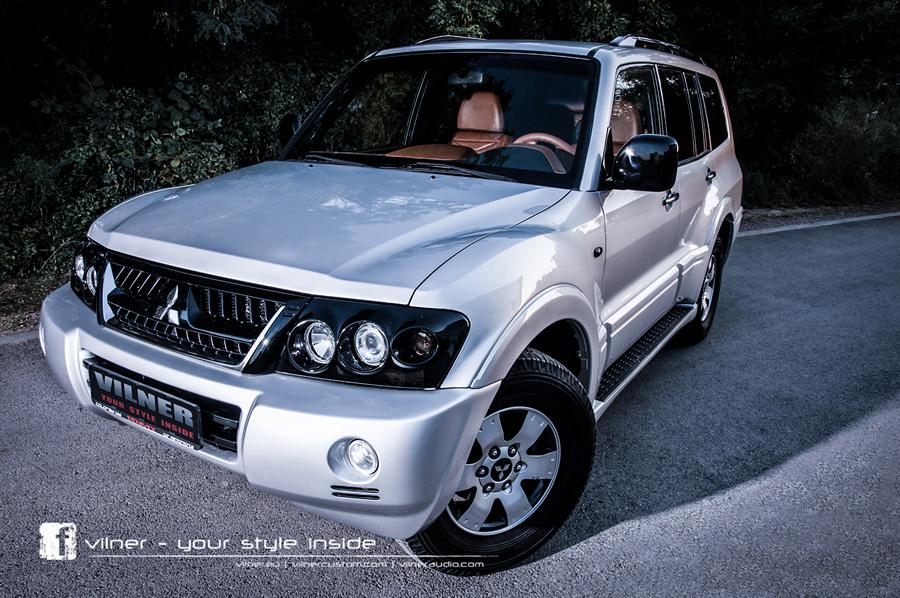 Новая жизнь Mitsubishi Pajero (23 фото)