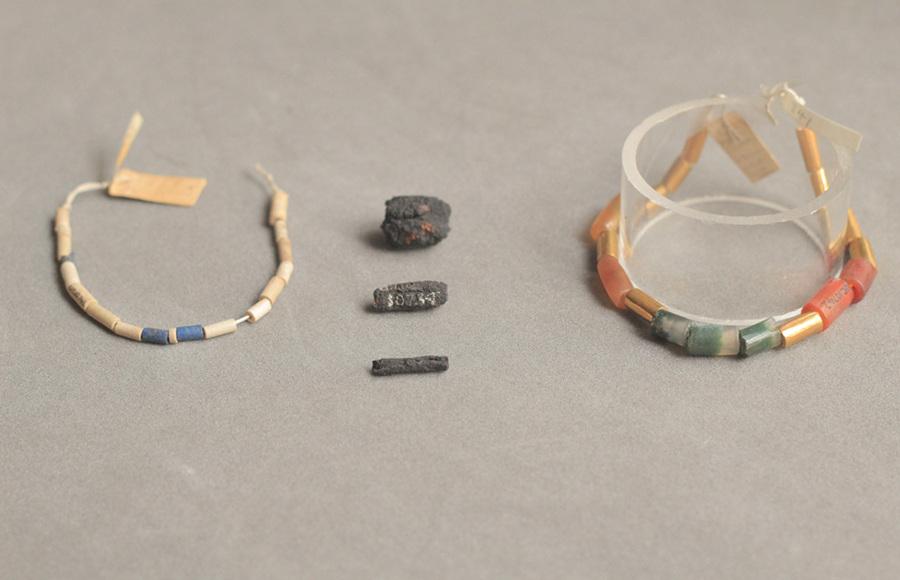 Древние сокровища из космоса (4 фото)