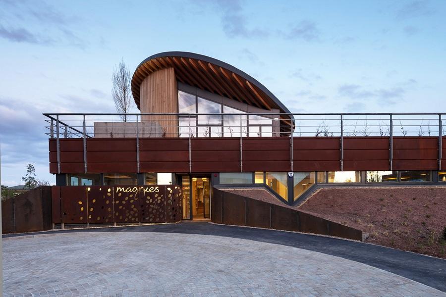 Maggie's Newcastle — архитектурное плацебо (9 фото)