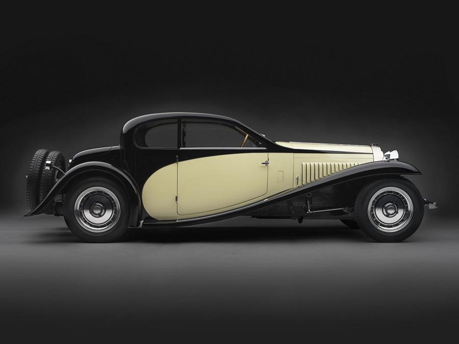 США. Нэшвилл, Теннесси. 18 августа. Bugatti Type 46 Coupé Superprofilée, 1930 г.в. (Peter Harholdt/Frist Center for the Visual Arts)
