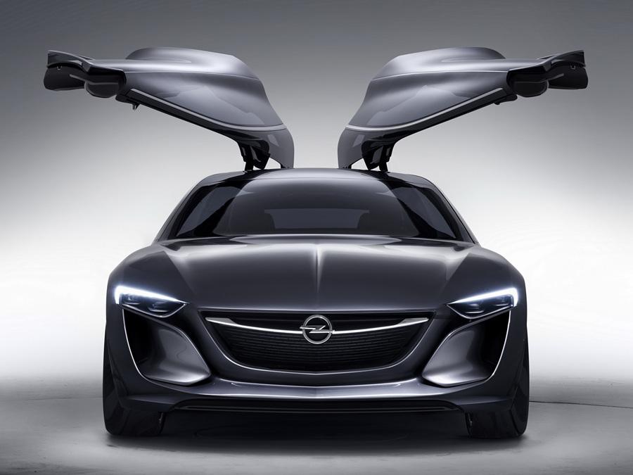 Opel Monza: Окрылённый (12 фото + HD-видео)