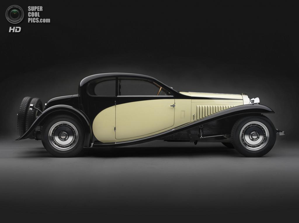 США. Нэшвилл, Теннесси. 18 августа. Bugatti Type 46 Coupé Superprofilée, 1930 г.в. (Peter Harholdt/Frist Center for the Visual Arts)