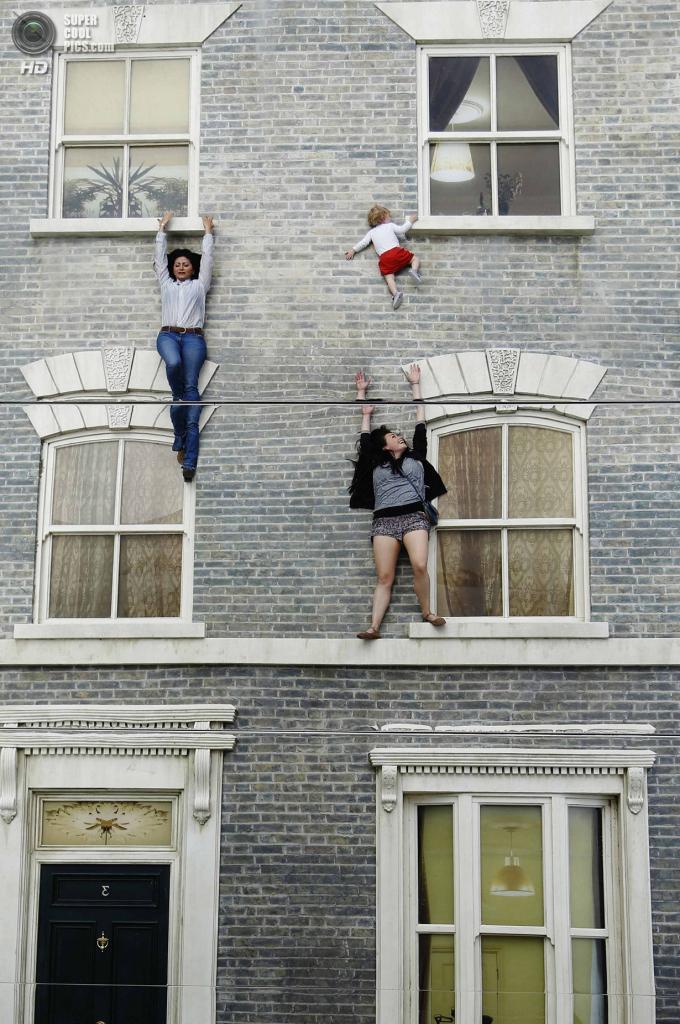 Великобритания. Лондон. «Дом Далстон». (REUTERS/Luke MacGregor)