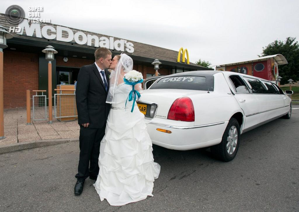 Agliano mcdonald wedding