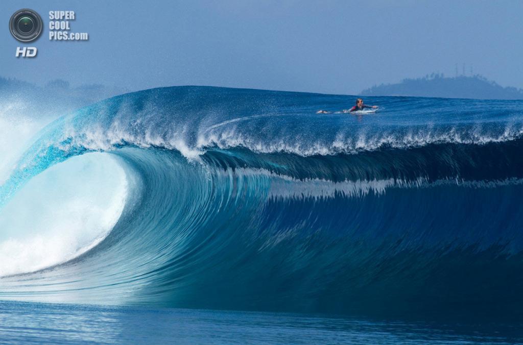 Атлет: Шон Вулно. Место: Намоту, Фиджи. (Stuart Gibson/Red Bull Illume)
