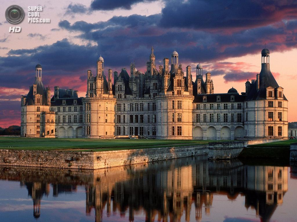 Франция. Луар и Шер. Замок Шамбор. (Larry)