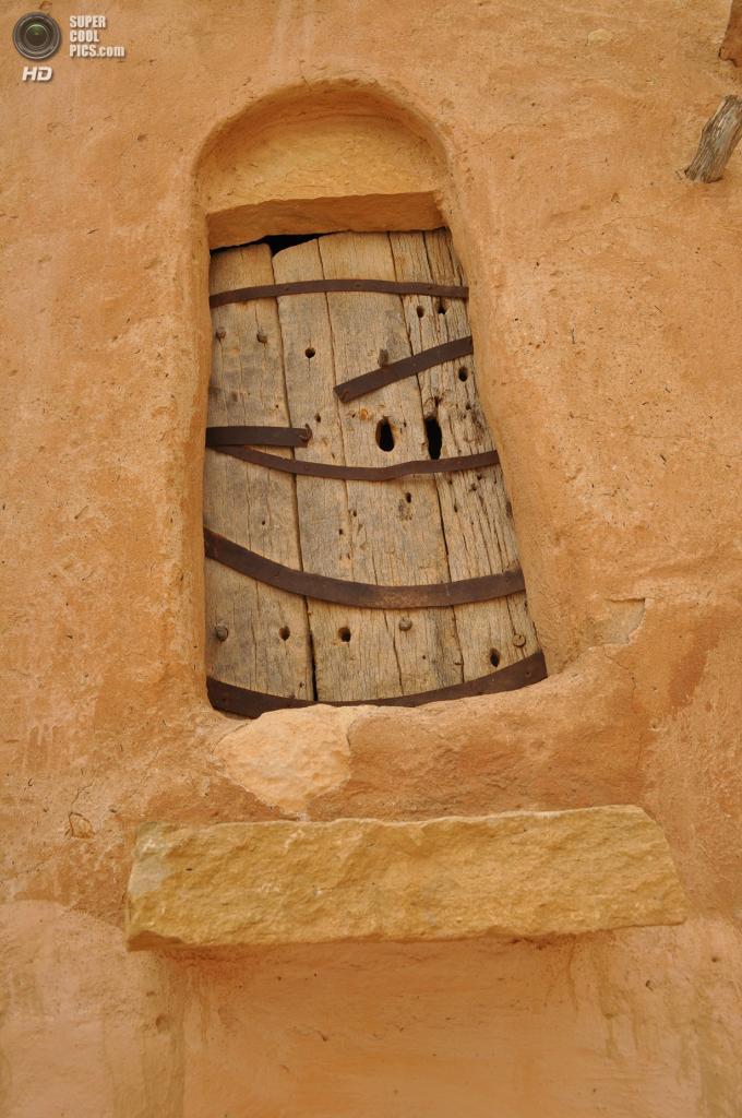 Тунис. Ксар-Улед-Солтане близ Татауина. (Sarah Murray)
