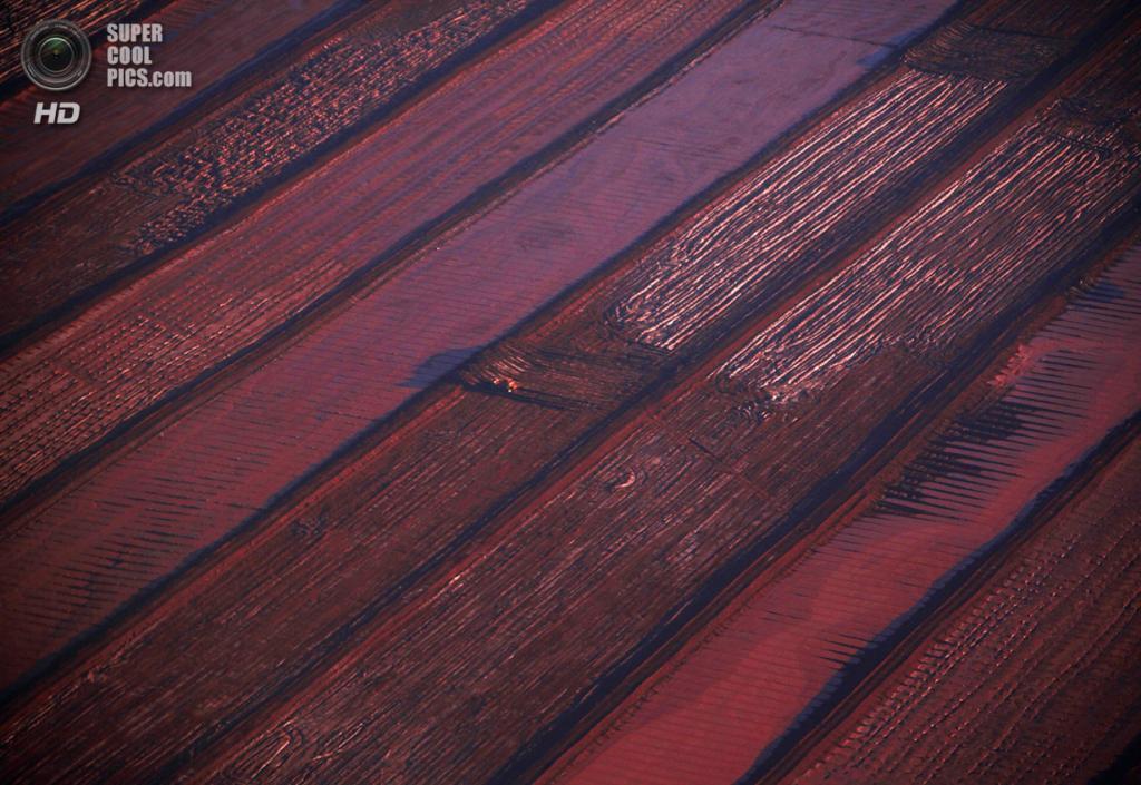 Австралия. Нуланбеи, Северная территория. 15 июля. Добыча глинозёма и бокситов на месторождении Рио-Тинто. (REUTERS/David Gray)