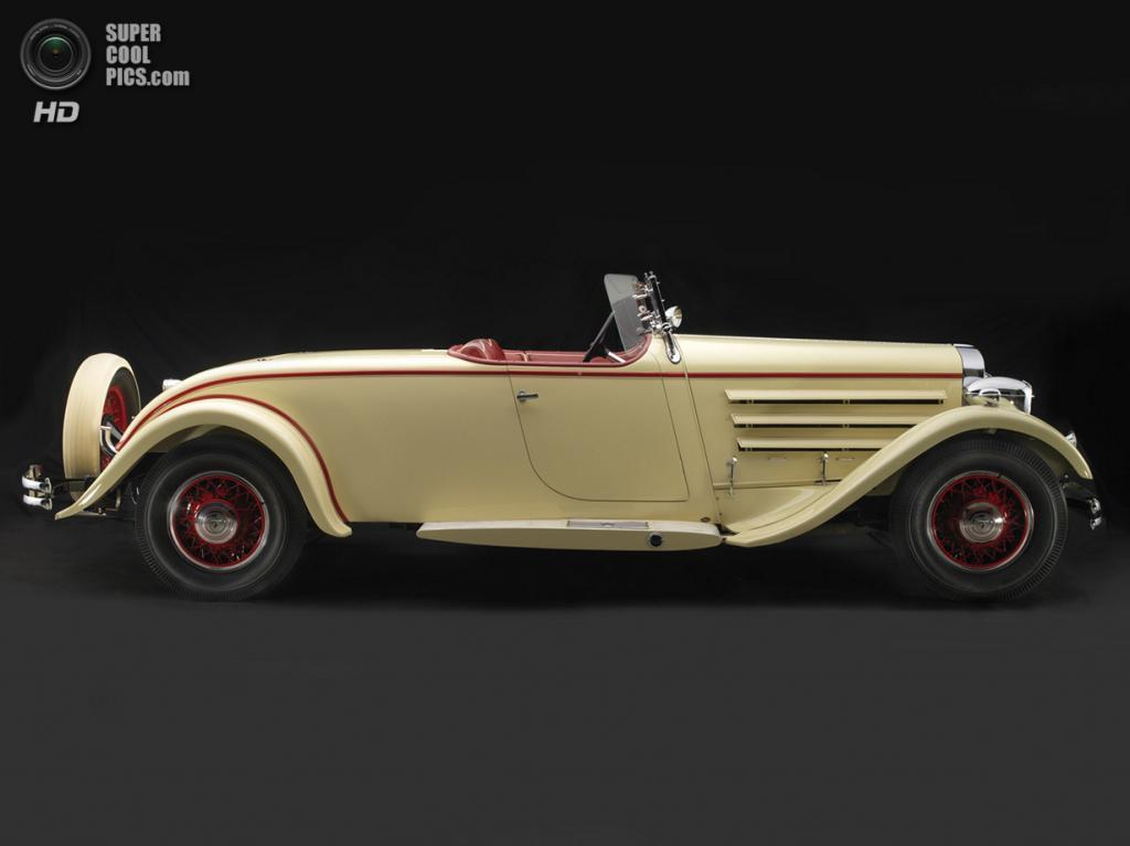 США. Нэшвилл, Теннесси. 18 августа. Jordan Model Z Speedway Ace Roadster, 1929 г.в. (Peter Harholdt/Frist Center for the Visual Arts)