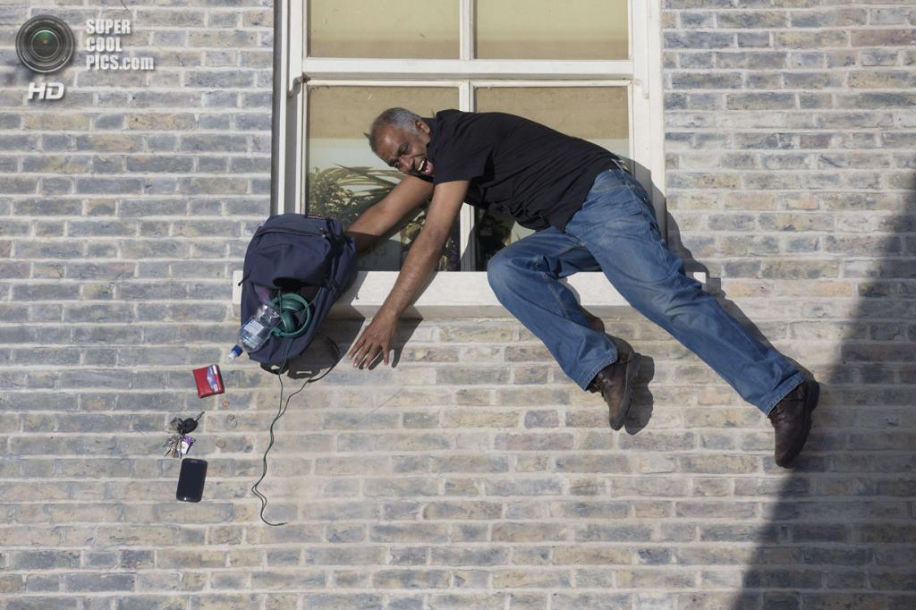 Великобритания. Лондон. «Дом Далстон». (JUSTIN TALLIS/AFP/Getty Images)