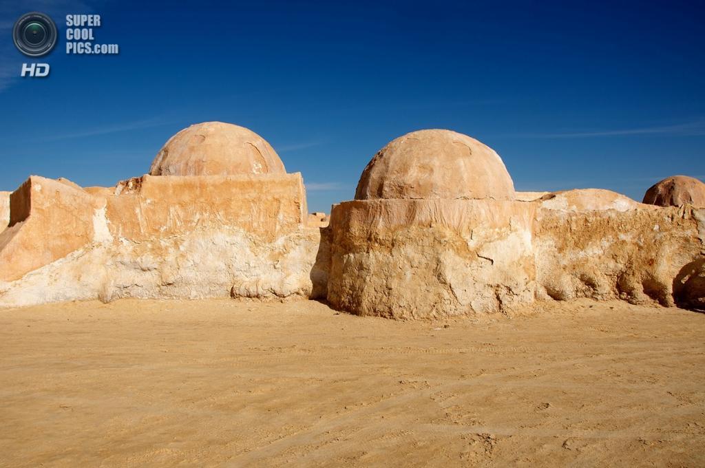 Тунис. Близ города Нефта. (cjb22)