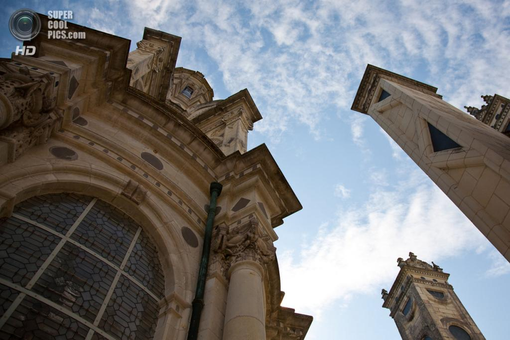 Франция. Луар и Шер. Замок Шамбор. (Christopher So)