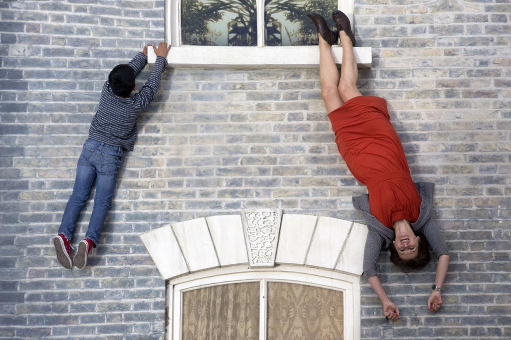 «Дом Далстон»: Иллюзия самоубийства (7 фото)
