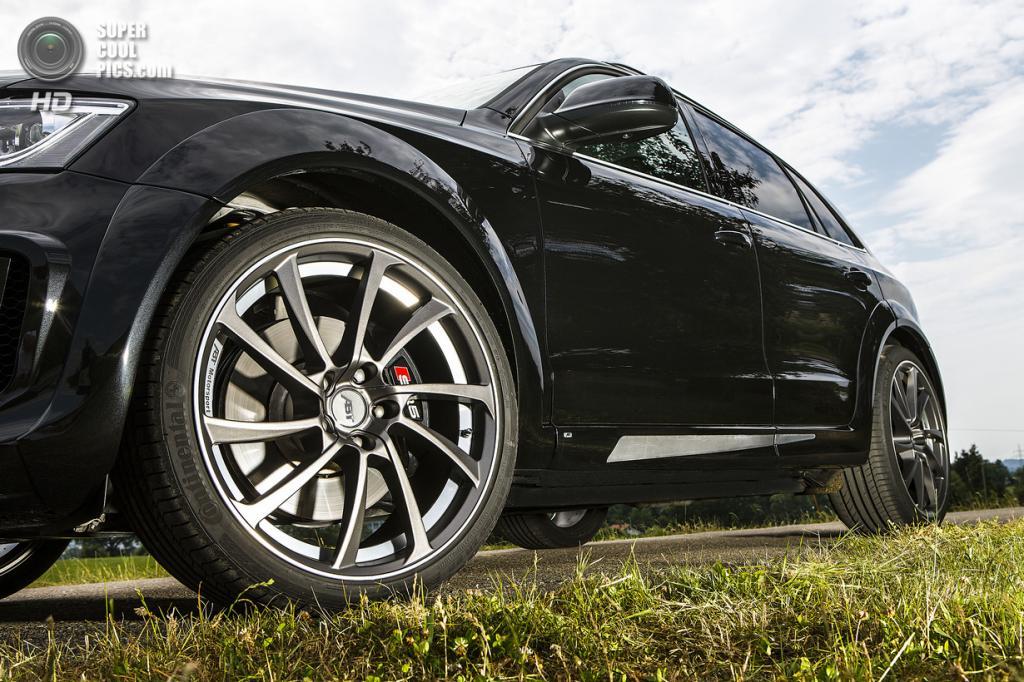 ABT SQ5. (ABT Sportsline/Audi AG)