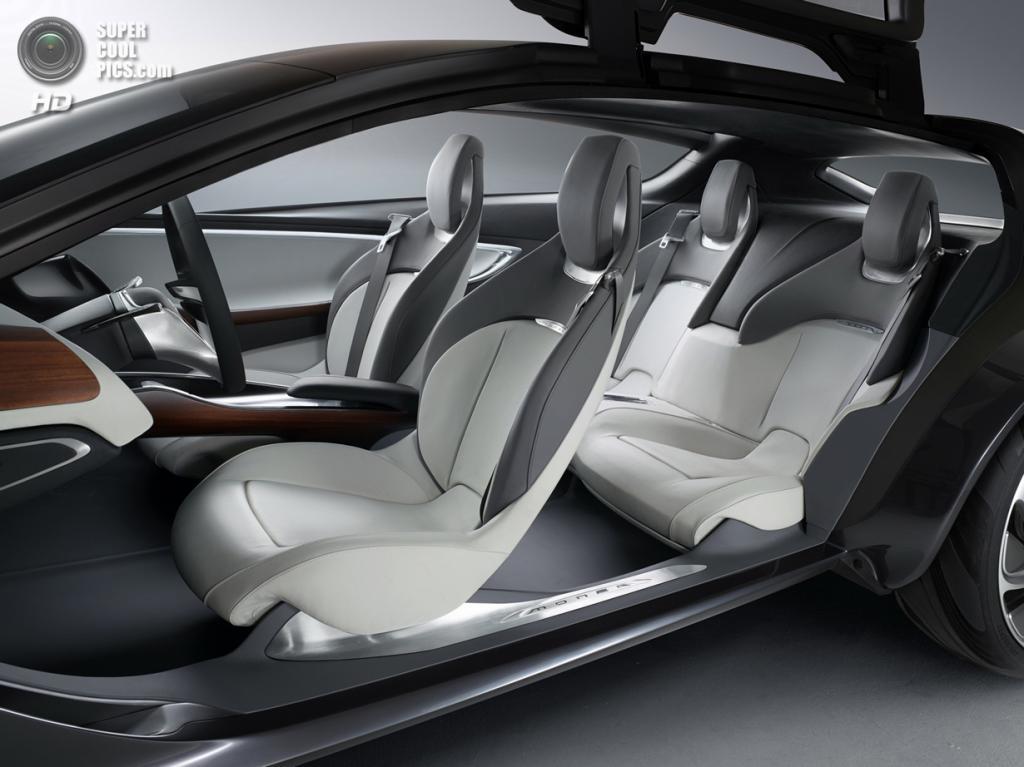 Opel Monza Concept. (General Motors/Adam Opel AG)