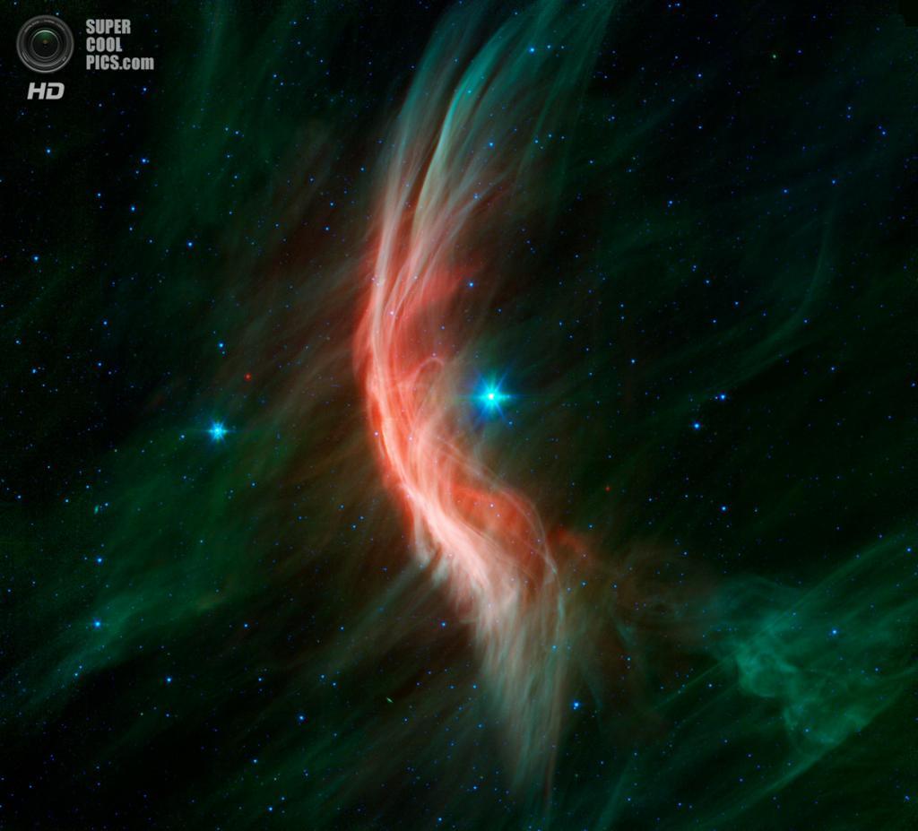 Дзета Змееносца. (NASA/JPL-Caltech)