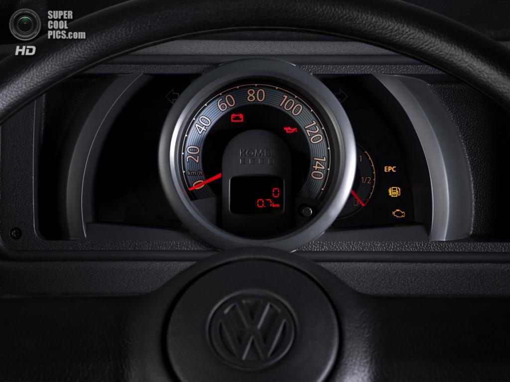 Volkswagen Kombi Last Edition. (Volkswagen AG)
