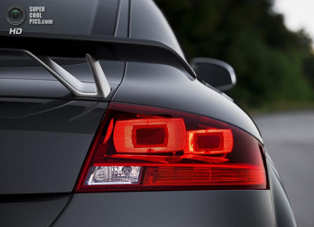 Audi TTS Coupé. (Audi AG)