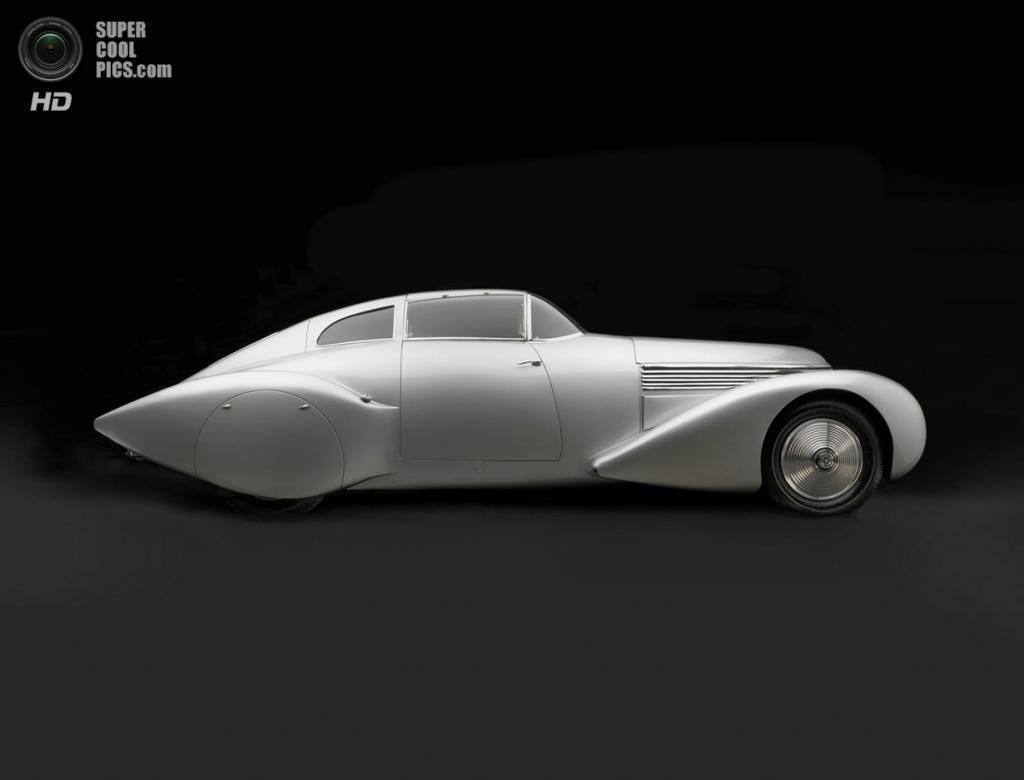 "США. Нэшвилл, Теннесси. 18 августа. Hispano-Suiza H6B Dubonnet ""Xenia"" Coupé, 1938 г.в. (Peter Harholdt/Frist Center for the Visual Arts)"