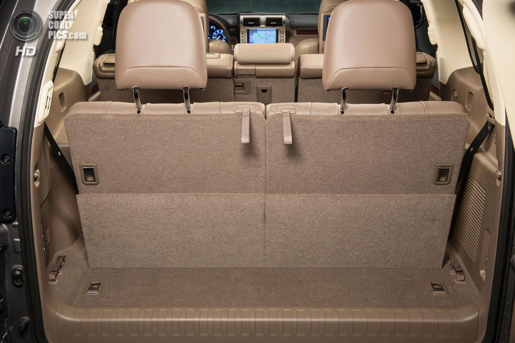 Lexus GX 460. (Toyota Motor Corporation)