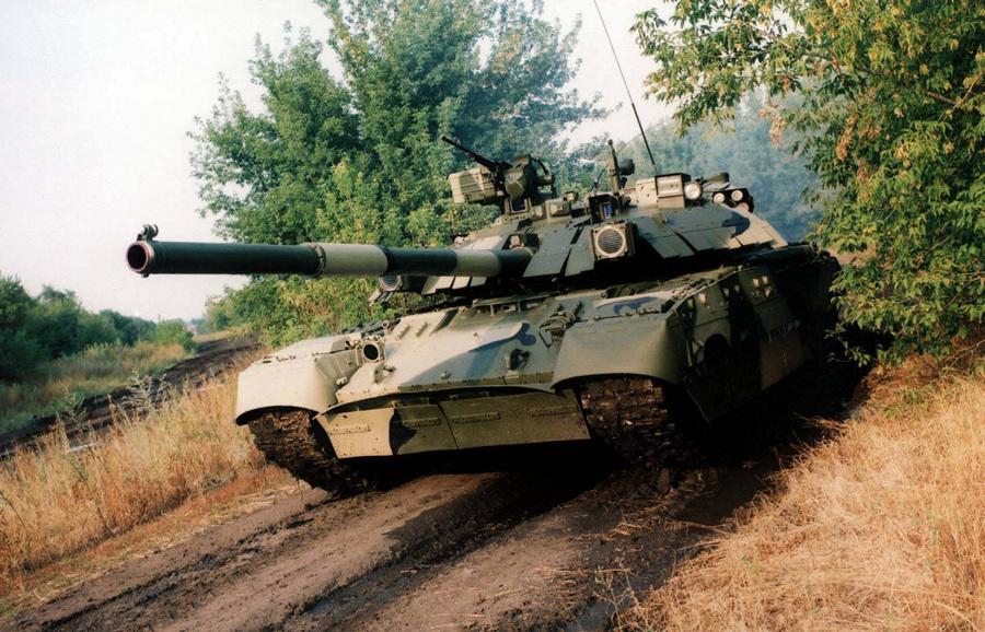«Оплот» украинской армии (9 фото)