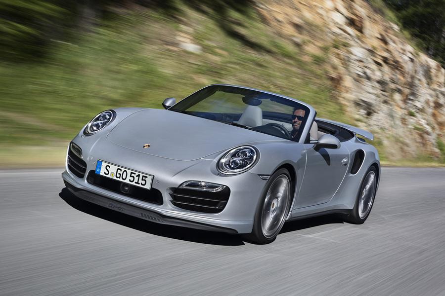 Новые кабриолеты от Porsche (9 фото)