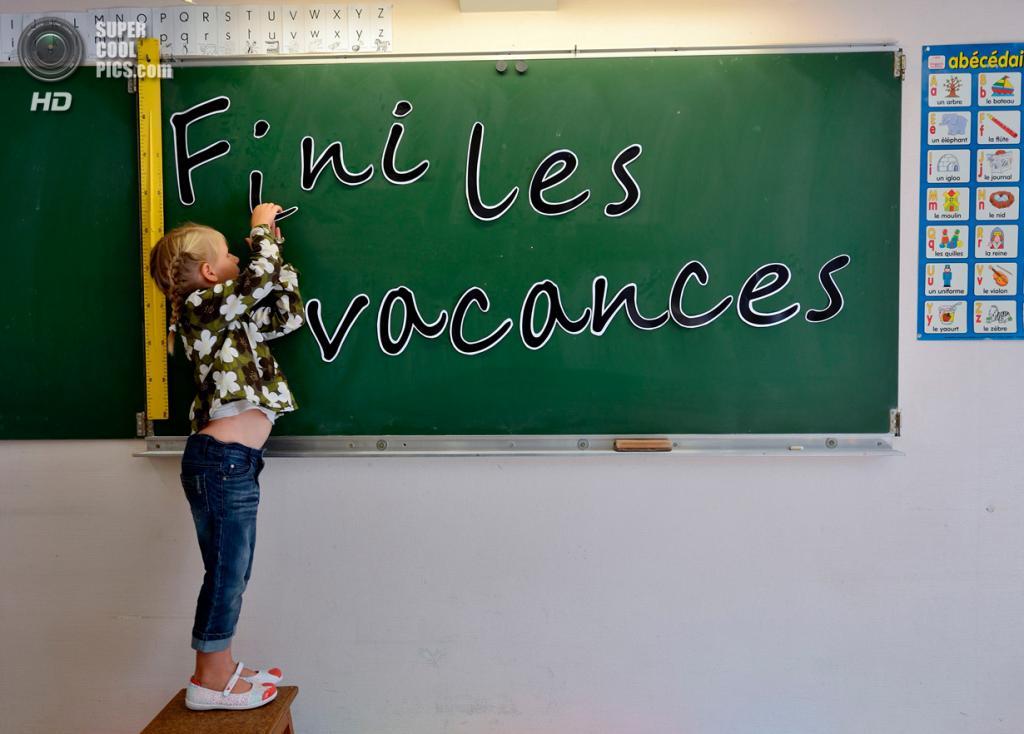 Франция. Бетюн, Нор — Па-де-Кале, (AFP PHOTO/DENIS CHARLET)