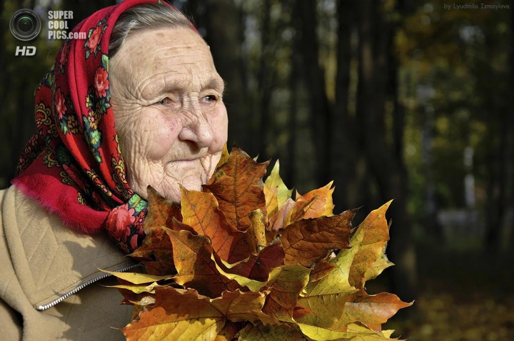 Ранняя осень. (Lyudmila Izmaylova)