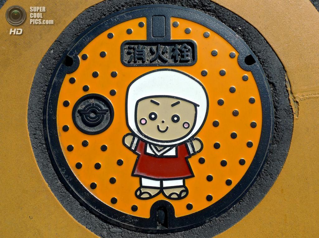 Японские люки. (MRSY)