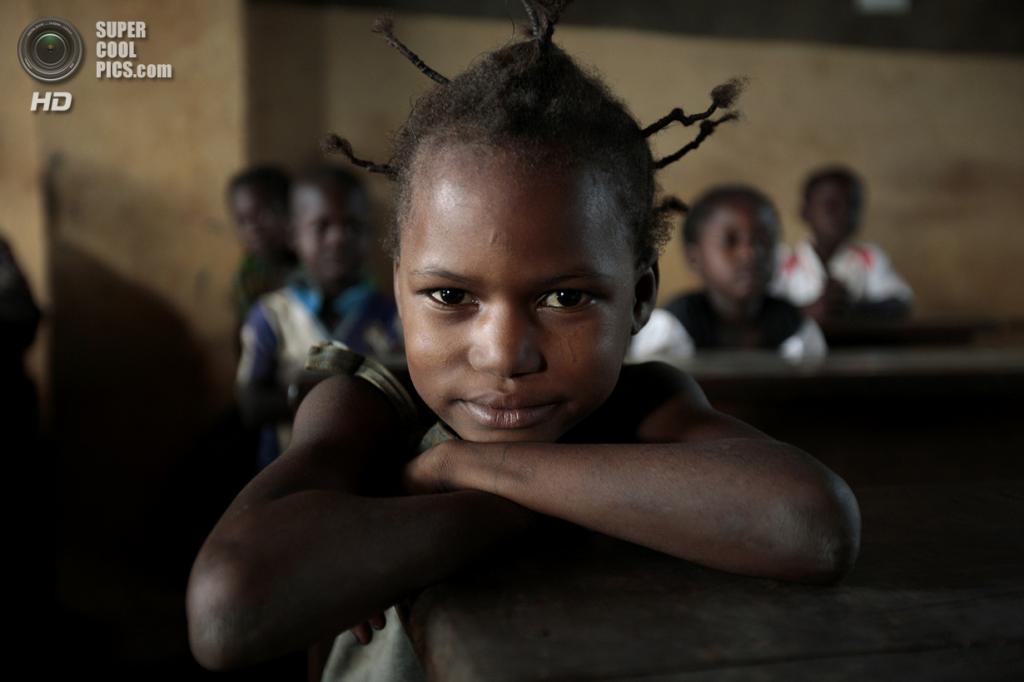 Центральноафриканская Республика. Бозум, Уам-Пенде. (hdptcar)