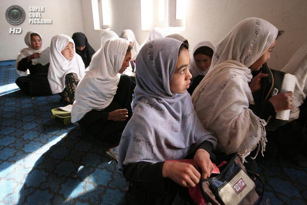 Афганистан. Кабул. (Sofie Tesso)