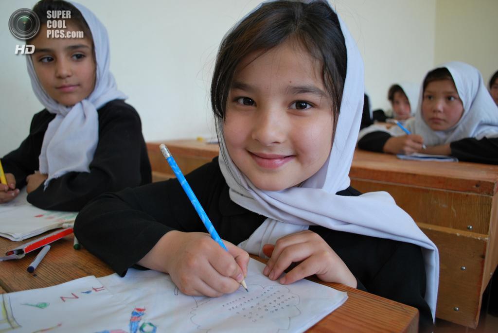 Афганистан. Кабул. (Sofie Tesson)