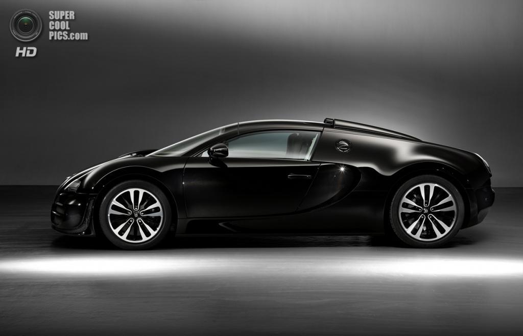 Bugatti Veyron 16.4 Grand Sport Vitesse «Jean Bugatti». (Bugatti)