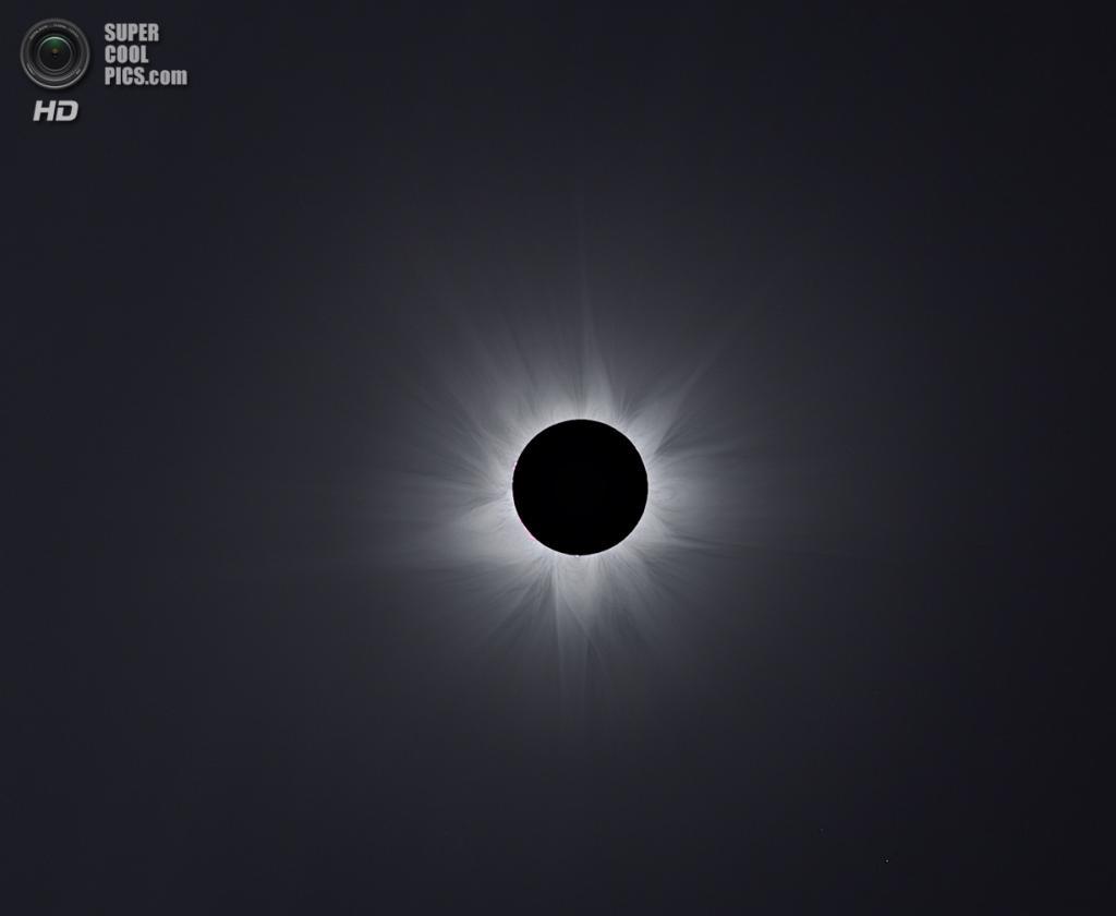 «Солнечная корона». Победитель в номинации «Наша Солнечная система». (Man-To Hui/Astronomy Photographer of the Year)