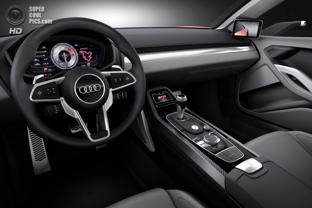 Audi Nanuk Quattro Concept. (Audi AG)
